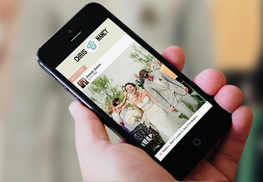mobil appok esküvőre