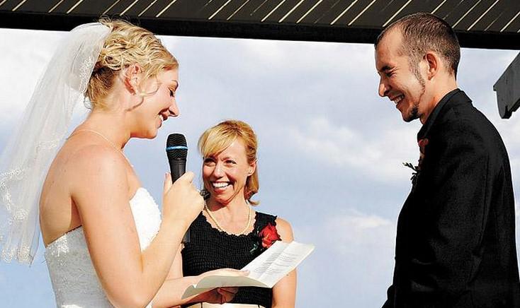 esküvői fogadalom