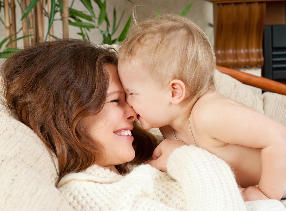 az anyai szeretet nem csak gyermeknapon fontos
