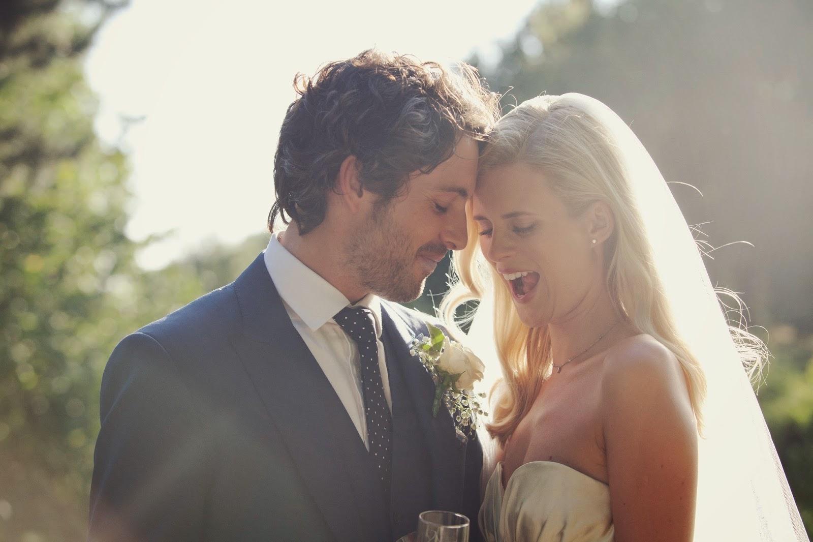 Imádott esküvői pár