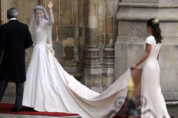 Kate Middleton esküvője
