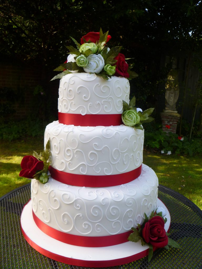 piros torta lagziba