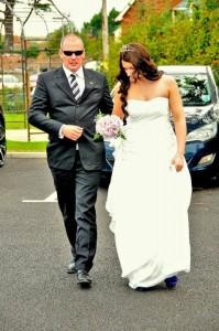 Szabina esküvője