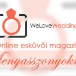 online esküvői magazin